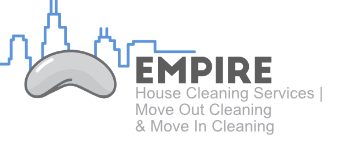 empire house cleaning services logo chicago