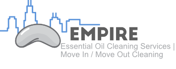 empire essential oil cleaning services logo chicago